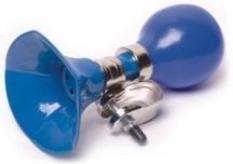 Trąbka rowerowa kielich niebieska