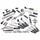 Zestaw 53 szt narzędzi serwisowych profesjonalne