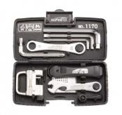 Zestaw kluczy Super-b 24 szt. 197g