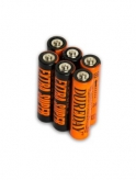 Baterie r03 dureday aaa 6szt/blist