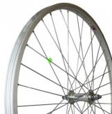 Koło rowerowe przednie 24 cale alu piasta Quando