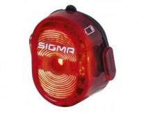 Lampka rowerowa tylna Sigma Nugget II USB + USB kabel 15051