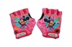 Rękawiczki dziecięce na rower Minnie