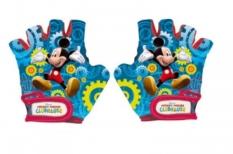 Rękawiczki dziecięce na rower Mickey