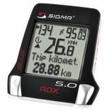 Licznik rowerowy Sigma Rox 5.0 czarny