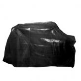 Pokrowiec na rower VK  czarny 110x210 cm