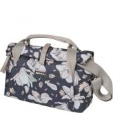 Torba rowerowa Basil City Bag 7L czarna magnolie