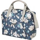 Torba rowerowa Basil Carry 18L niebieska magnolie