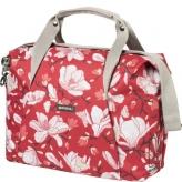 Torba rowerowa Basil Carry 18L czerwony magnolie