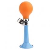 Trąbka rowerowa Pex niebieska - pomarańczowa