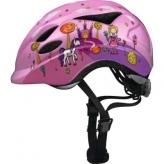 Kask rowerowy dziecięcy Abus Anuky M 52-57 princess