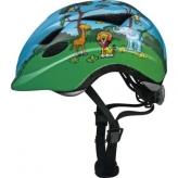 Kask rowerowy dziecięcy Abus Anuky M 52-57 jungle
