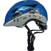 Kask rowerowy dziecięcy Abus Anuky M 52-57 diver