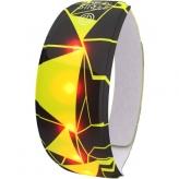 Opaska odblaskowa LED Wowow Lightband czarna/żółta