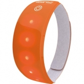 Opaska odblaskowa LED Wowow Lightband pomarańczowa