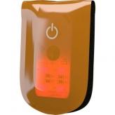 Klips z diodami LED WOWOW Magnetlight pomarańczowy
