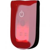 Klips z diodami LED WOWOW Magnetlight czerwony