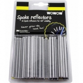 Wowow spoke reflectors 3m 36 pcs fun line