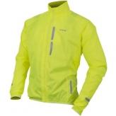 Kurtka rowerowa WOWOW Wind Jacket żółta S