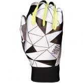 Rękawiczki rowerowe WOWOW Dark Gloves Urban L