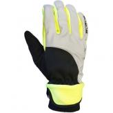 Rękawiczki rowerowe WOWOW Dark Gloves 4.0 L