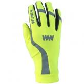 Rękawiczki rowerowe WOWOW Dark Gloves 3.0 S
