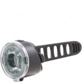 Lampka rowerowa przednia Spanninga Dot czarna