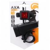 Zestaw lampek rowerowych AXA Niteline T1