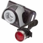Zestaw lampek rowerowych Ledlenser LLB5R + B2R