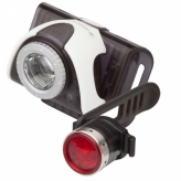 Zestaw lampek rowerowych Ledlenser LLB3 + Ledlenser B2R