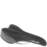 Siodełko rowerowe Velo 3011 czarno/srebrne