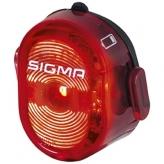 Lampka rowerowa tylna Sigma Nugget II Flash