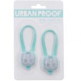 Zestaw lampek rowerowych Urban Proof SMD LED niebieski