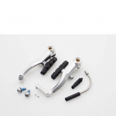Alpina v-brake set 724ad silver