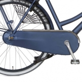 Cortina łańcuch kast 28 roots transportowy poliShimano blue matt