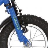 """Widelec rowerowy Alpina Cracker 12"""" niebieski"""