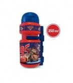 Bidon + koszyk Disney Cars 350 ml