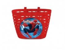 Koszyk rowerowy przód plastik Marvel Spiderman