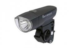 Lampa przednia 1 wat LED XC-785 czarna