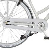 Cortina łańcuch kast twist ice ball white/light grey