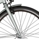 "Widelec rowerowy Cortina Mozzo 28"" mat pale aqua"