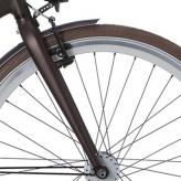 """Widelec rowerowy Cortina Mozzo 28"""" demitasse mat"""
