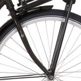 "Widelec rowerowy Cortina Milo 28"" black"