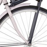 "Widelec rowerowy Cortina Milo 28"" soft rose"