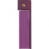 Abus vouwzamknięcie zapięcie bordo ugrip 5700 purple