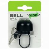 Dzwonek rowerowy Widek mały czarny