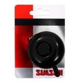 Dzwonek rowerowy Simson Race czarny