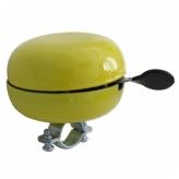 Dzwonek Ding Dong 80mm żółty