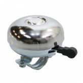 Dzwonek rowerowy chromowany Merkloos