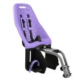 Tylny fotelik rowerowy gmg yepp maxi fioletowy